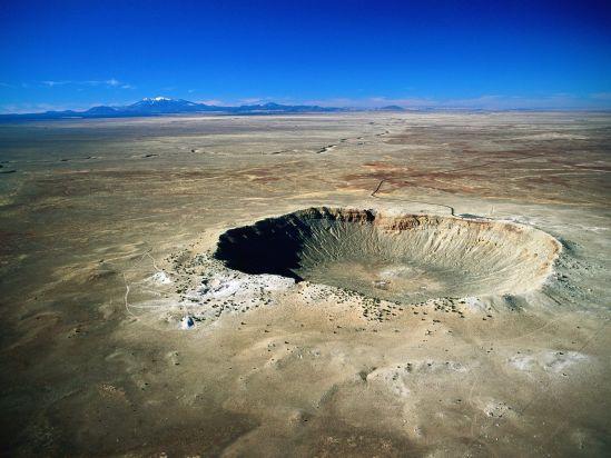 Kawah Meteorit Arizona